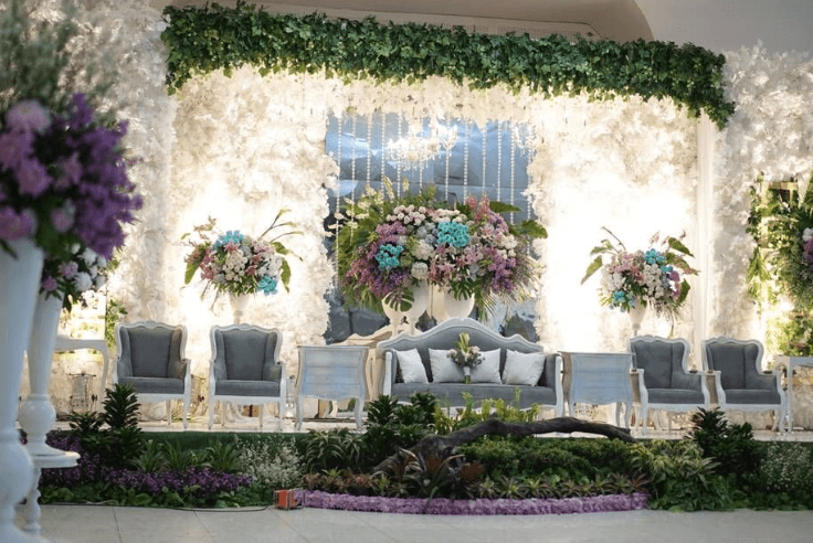 Dekorasi Pernikahan Murah di Dompu