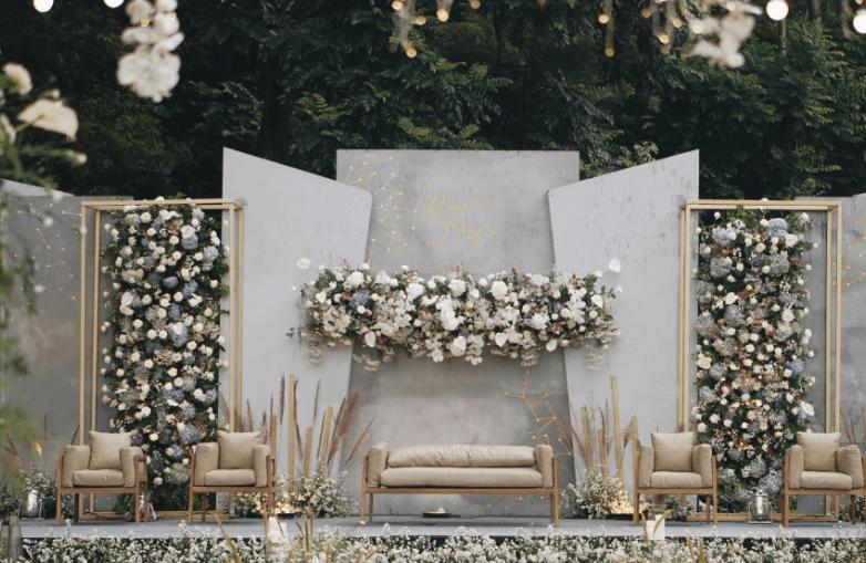 Dekorasi Pernikahan Murah di Wosak - Nduga