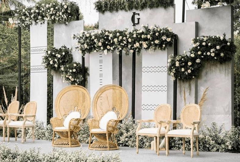 Dekorasi Pernikahan Murah di Teluk Dalam - Nias Selatan