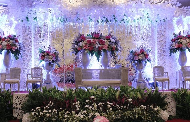 Dekorasi Pernikahan Murah di Alok - Sikka