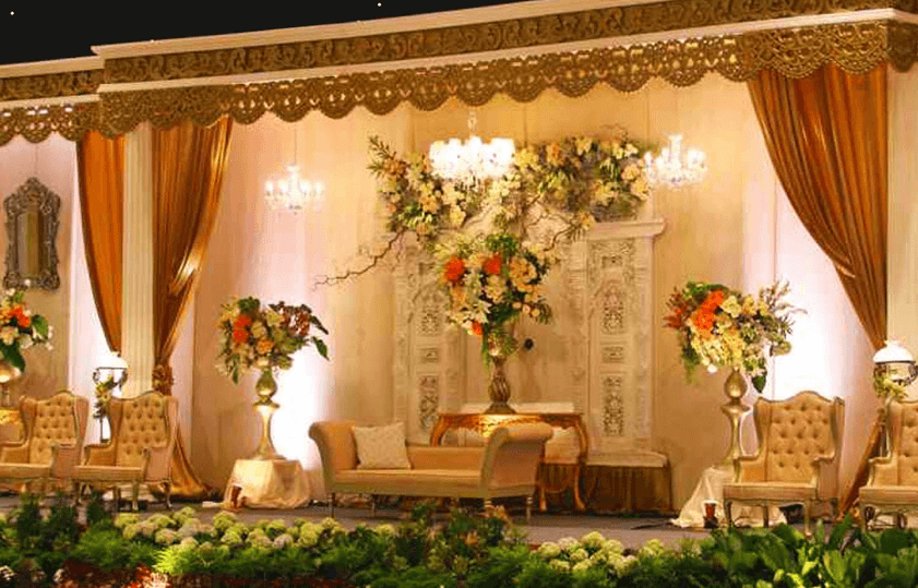 Dekorasi Pernikahan Murah di Limpasu - Hulu Sungai Tengah