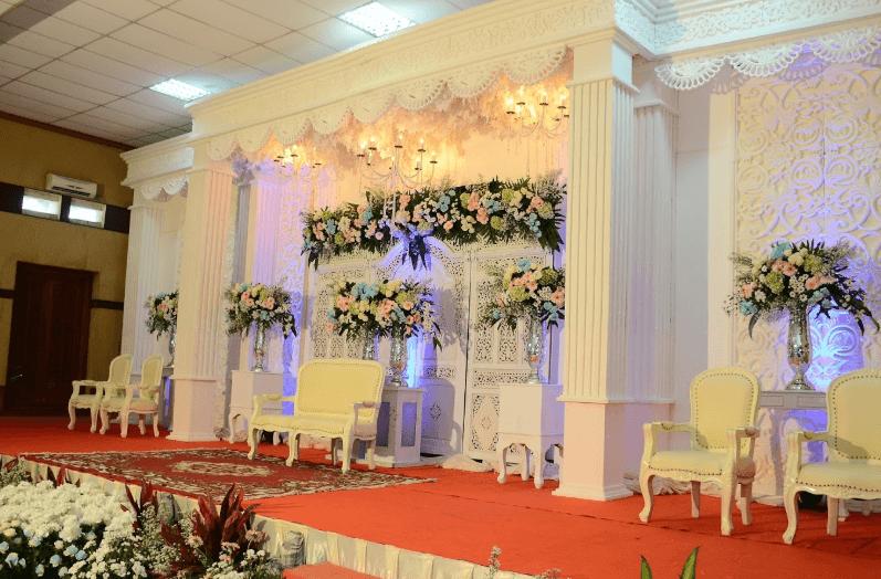 Dekorasi Pernikahan Murah di Girsang Sipangan Bolon - Simalungun