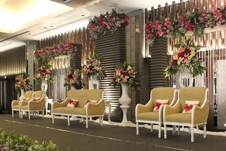 Dekorasi Pernikahan Murah di Rimbo Bujang - Tebo