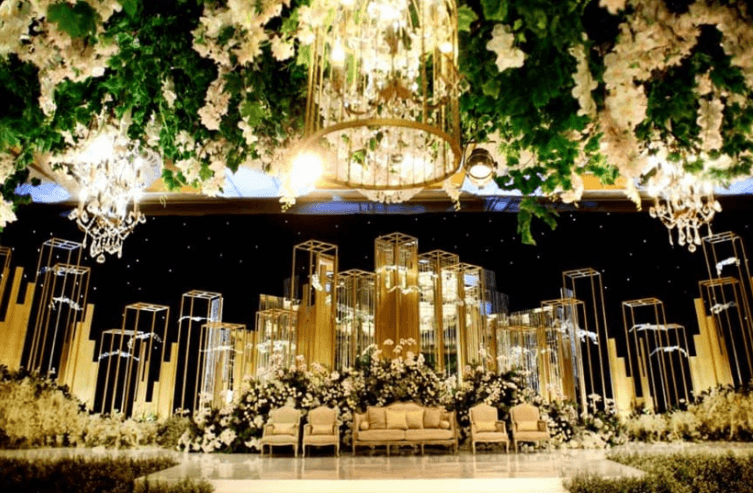 Dekorasi Pernikahan Murah di Abung Pekurun - Lampung Utara